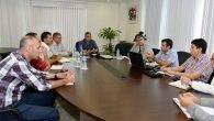 Muratpaşa'da koordinasyon toplantısı
