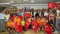 O Gecenin Kahramanları Antalya'daydı