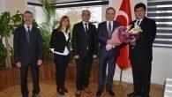 Özdemir, Başkan Gül'ü Ziyaret etti