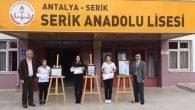 Serik Anadolu'da Resim Yarışması